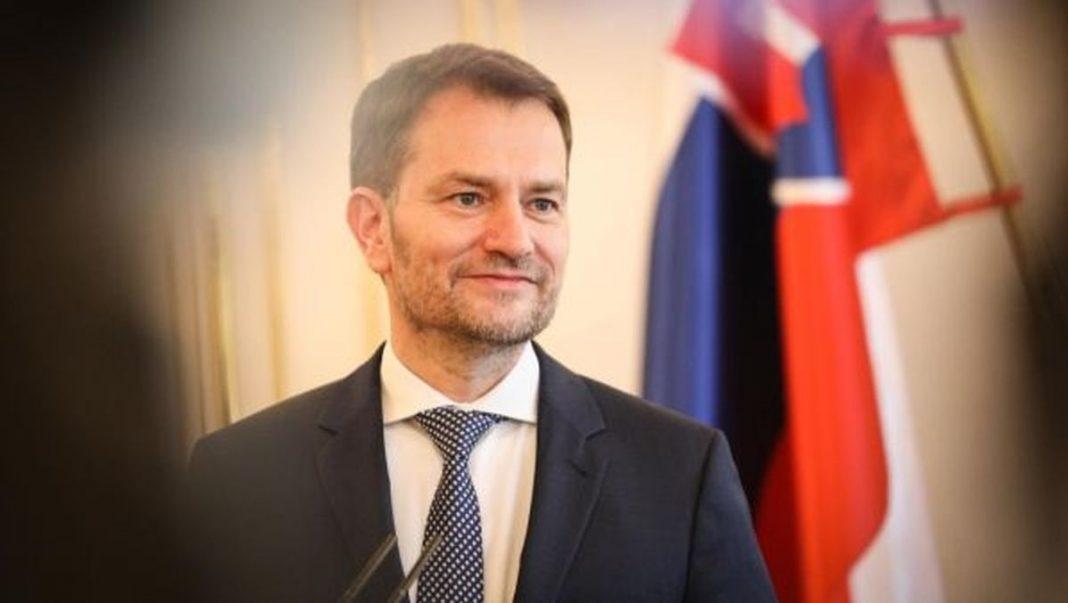 Igor Matovic premier slovensko vlada liberal