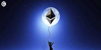 ETH Ethereum Moon měsíc kryptoměny úplněk