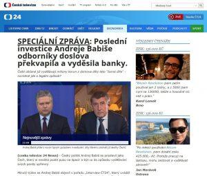 , Andrej Babiš prý podporuje SCAM Bitcoin Revolution & # 8211; co je na tom pravdy?