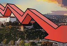 bratislava slovensko ekonomická kríza koronavírus