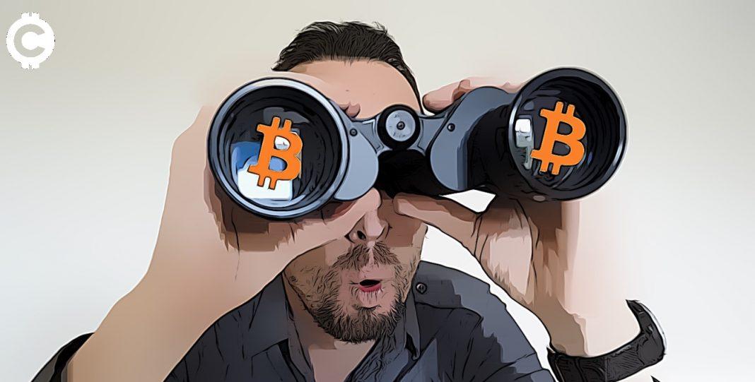 Bitcoin siet nove maximum sledovat