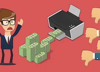 hyperinflácia dolára fed