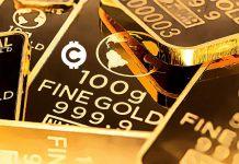 zlato kríza