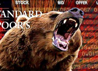 bear akcie indexy