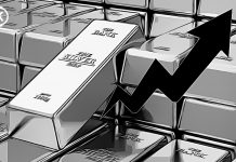 striebro vzacny kov rastie v ekonomickej krize p