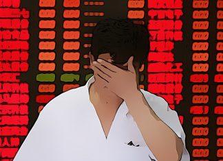 black monday cierny pondelok bitcoin akcie