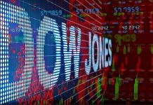 dow jones industrial average prepad