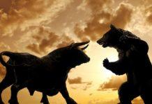 Býci a medvede bitcoin