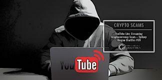 youtube krypto scam reklamy