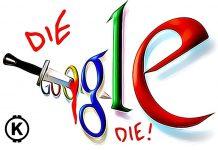 smrt technologickych gigantov zomri google