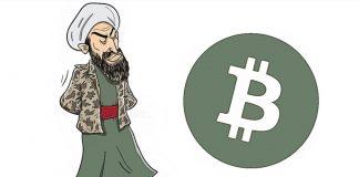 bitcoin krypto terorista