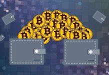 BTC transakcie