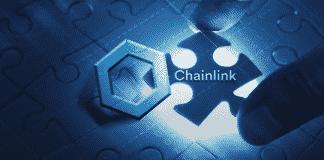 LINK Chainlink kryptomeny