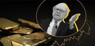 warren buffett nakupuje zlato