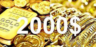 zlato boom 2000 $