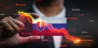 Slovensko mzda nezamestnanosť HDP