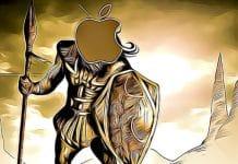 Apple vs. bitcoin kapitalizacia