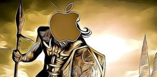 Apple vs. bitcoin kapitalizacia