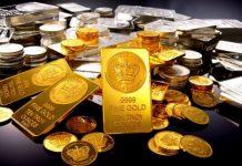 zlato striebro komodity mince drahé kovy
