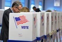 USA voľby