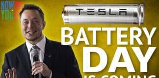 Tesla battery day elon musk