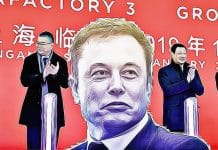 Elon Musk uspech tesla gigafactory 3