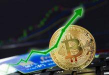 Bitcoin vs. akcie rast trading