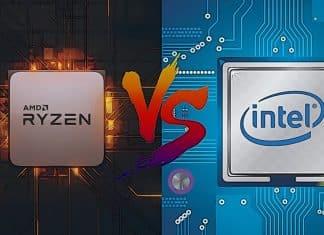 amd ryzen 500 vs. intel 10th gen procesory
