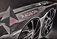 AMD Radeon 6800XT Ethereum mining king