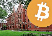 harward nakupuje Bitcoin