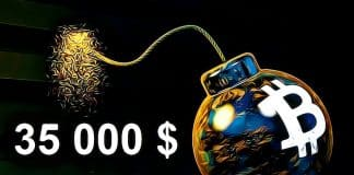 Bitcoin 35 000 $ institucionalna bomba